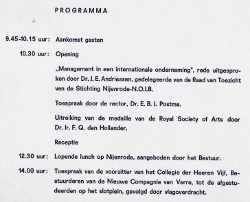 1971-07-02 Diploma uitreiking-01 uitnodiging (3)