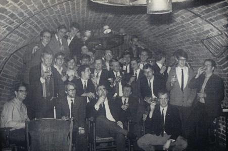 Bokma genootschap Nijenrode 1969-70
