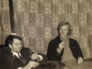 1970-1971 Kees Schoute Tom Visser