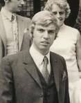 1971-07-02 Diploma uitreiking-13 Ton Linthorst Hylke de Nooyer (2)