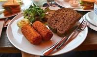 kroketten brood