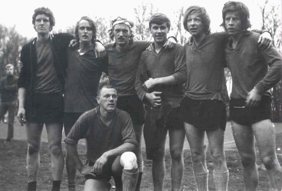 1971 Nijenrode sevens