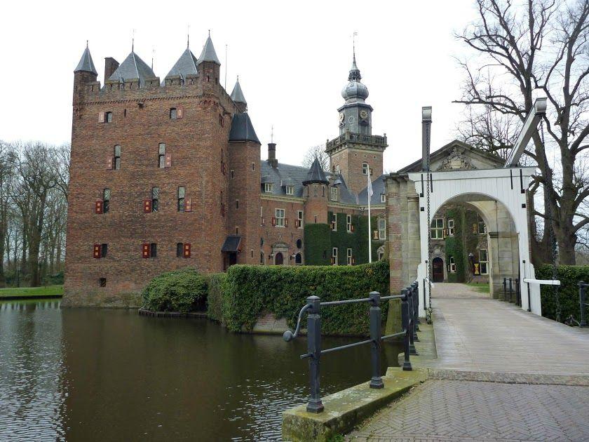nijenrode kasteel slotgracht